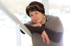 Светлана Суслина - руководитель социальной общественной организации Забота